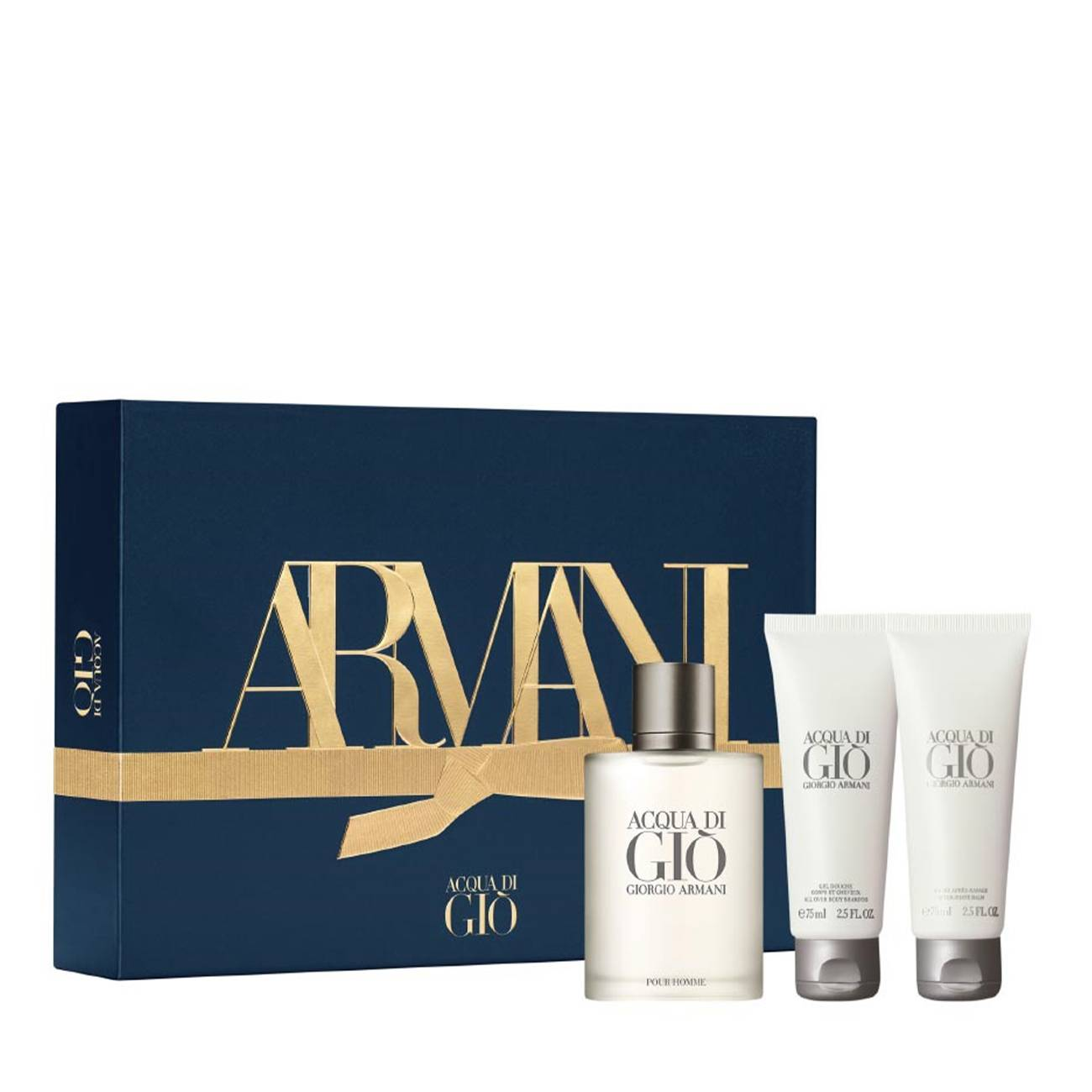 ACQUA DI GIO POUR HOMME SET 250ml imagine produs
