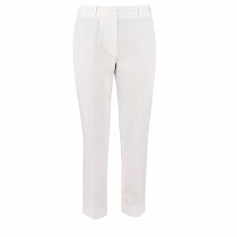 Weekend Max Mara Cotton gabardine trousers 40