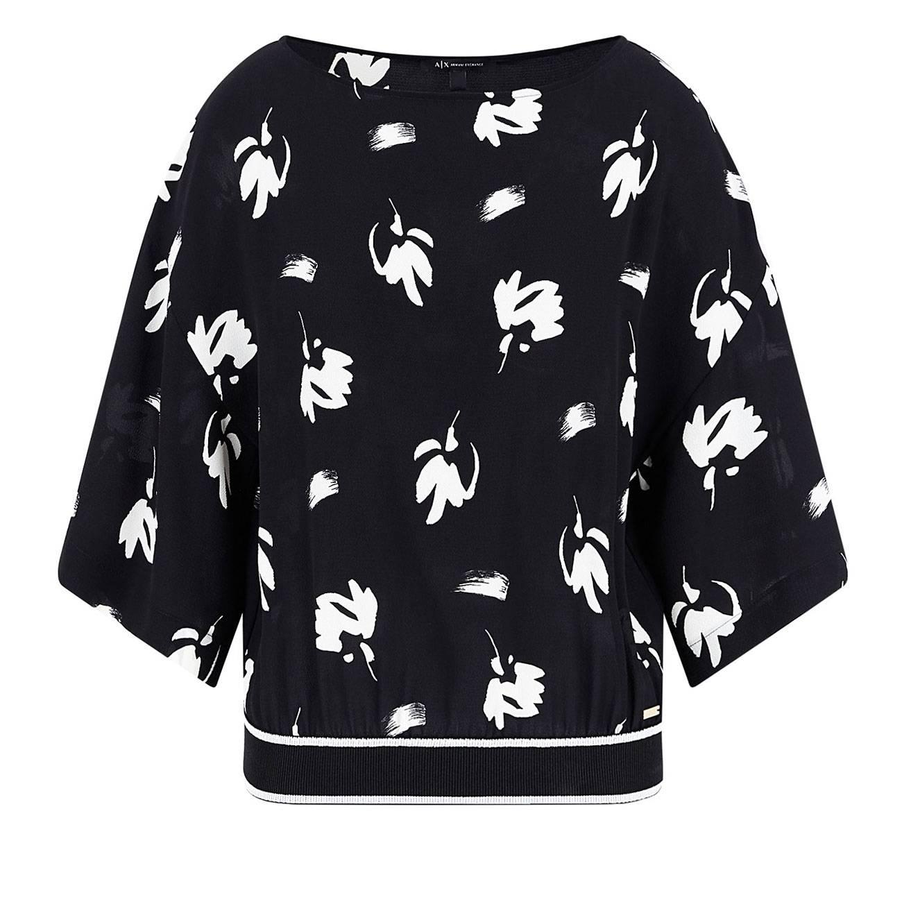 Short-sleeved Blouse M