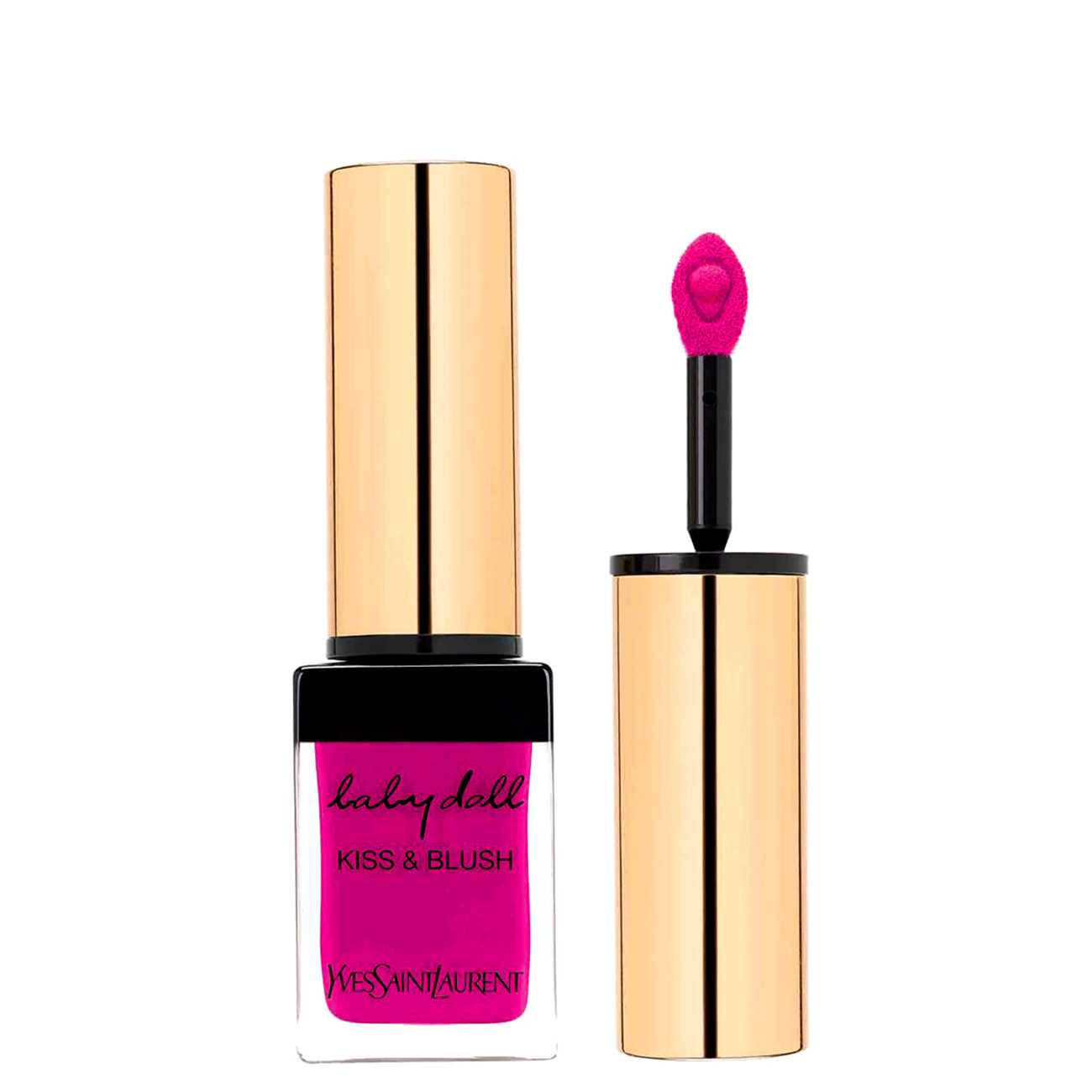 Baby Doll Kiss And Blush 10 G Fuchsia Desinvolte 1 Yves Saint Laurent imagine 2021 bestvalue.eu
