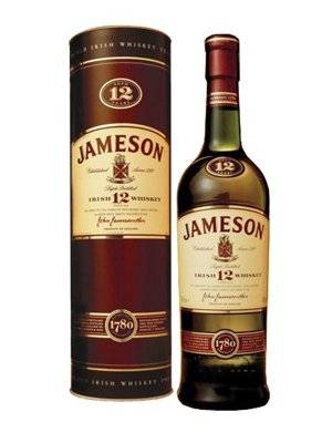Whisky irlandez, 12 Year Old Special Reserve 1000 ML, John Jameson