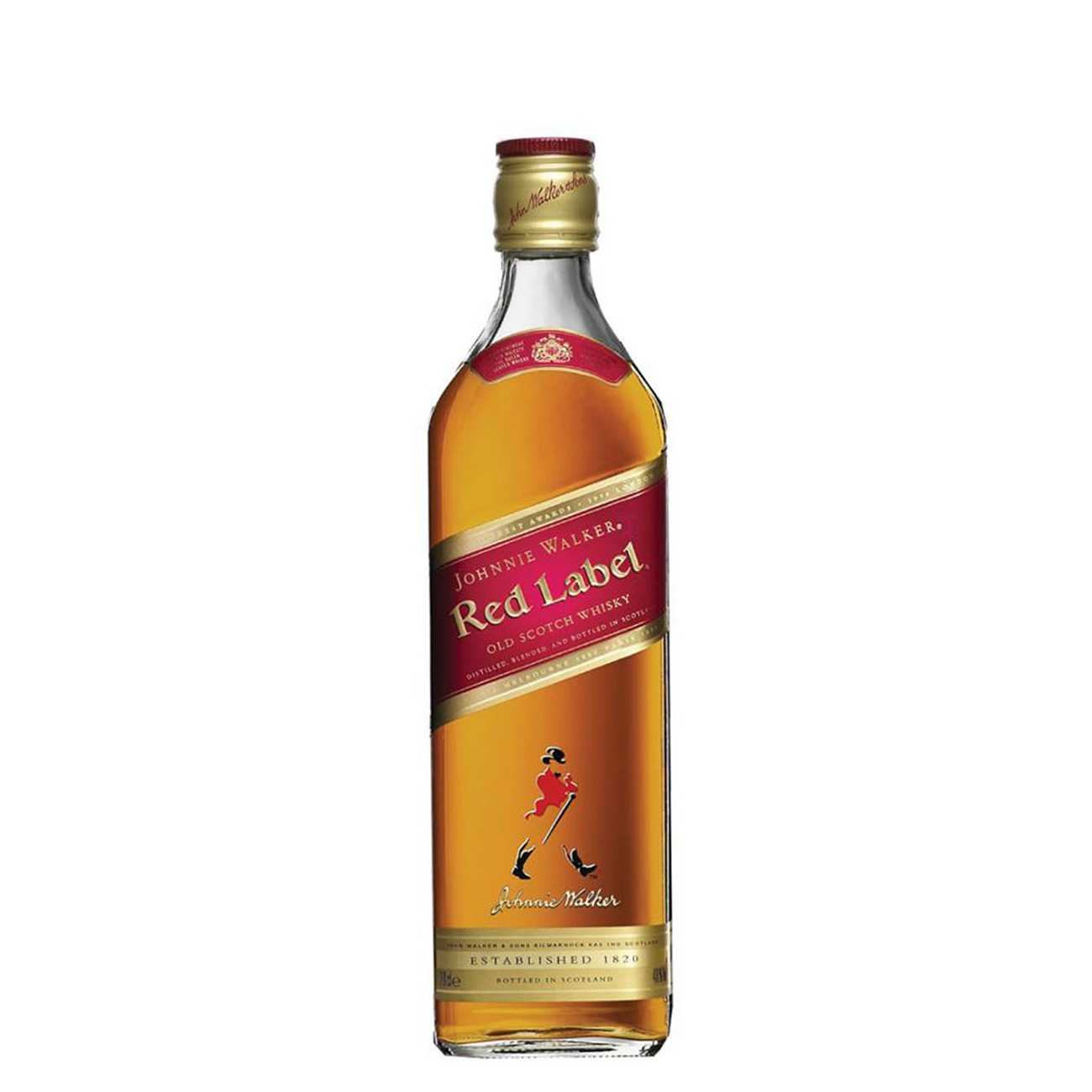 Whisky scotian, RED LABEL 500 ML, Johnnie Walker