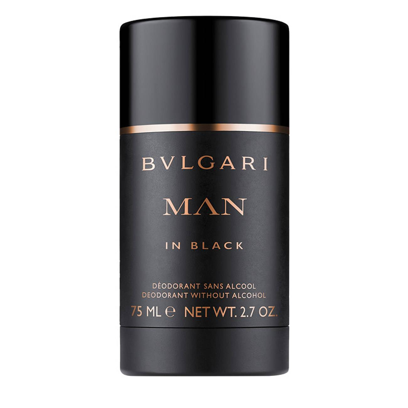 MAN IN BLACK DEODORANT STICK 75 Grame imagine produs