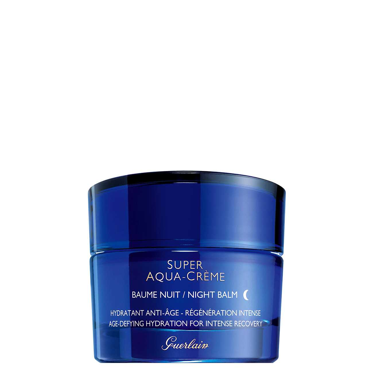 Super Aqua-Creme Night Balm 50 Ml Guerlain imagine 2021 bestvalue.eu