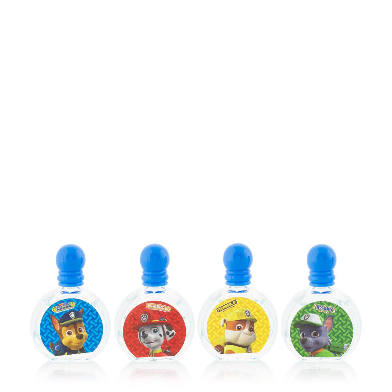 Paw Patrol Miniature Set 28ml Kids World imagine 2021 bestvalue.eu
