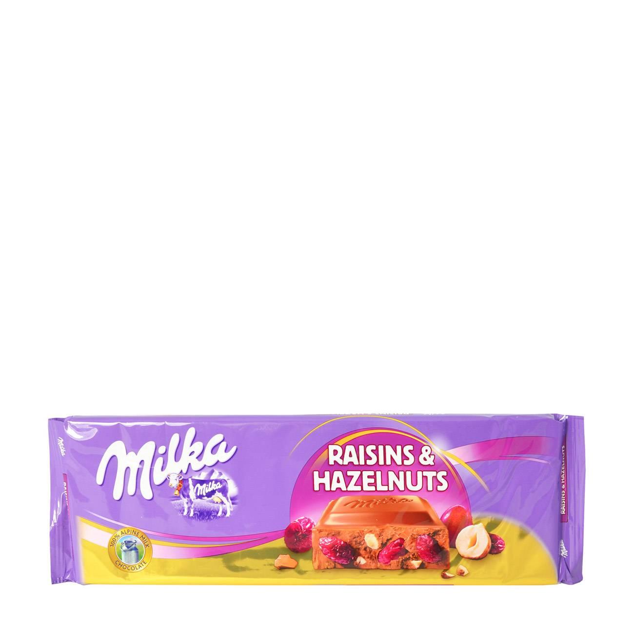RAISINS & HAZELNUTS 270 Grame