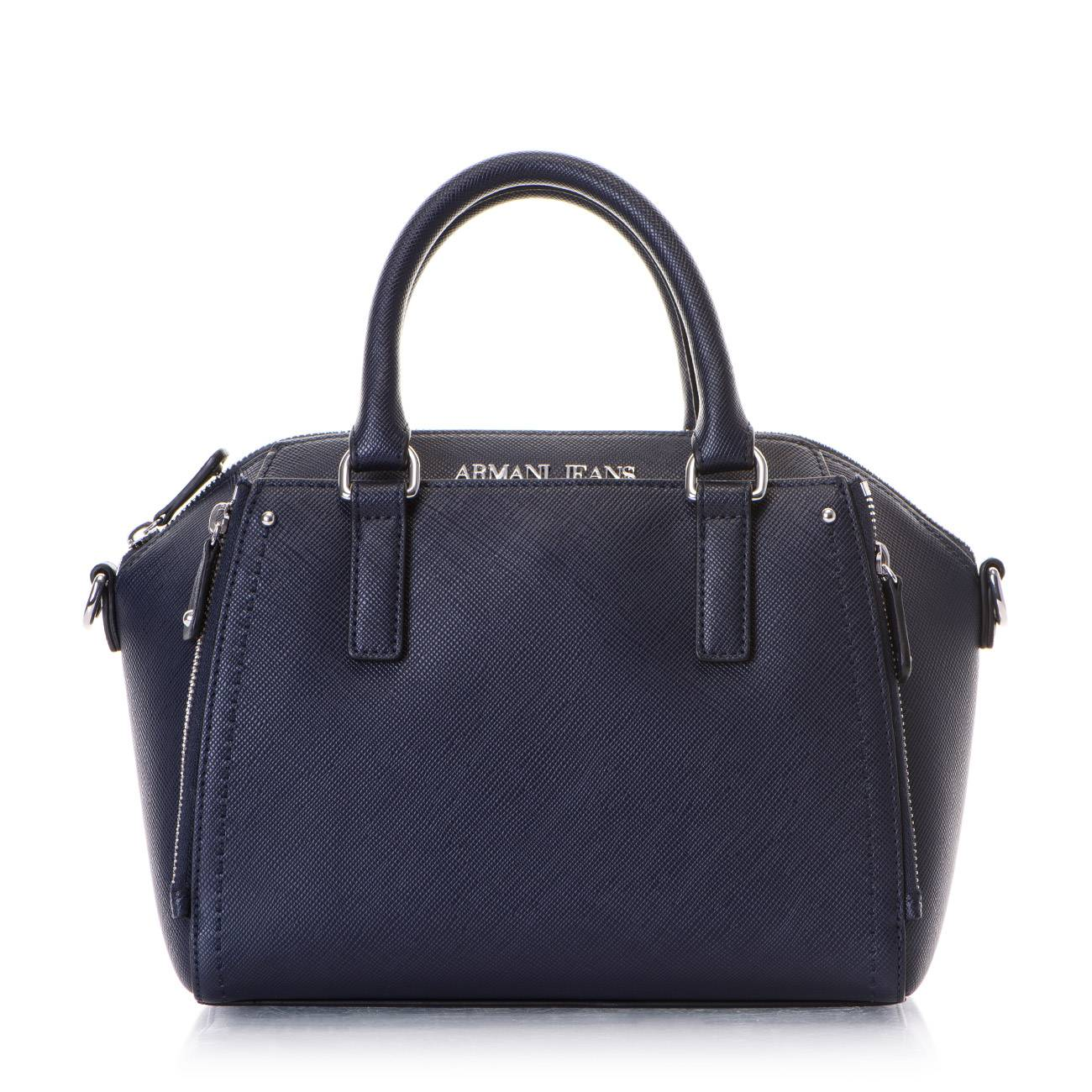 DARK NAVY BOSTON BAG
