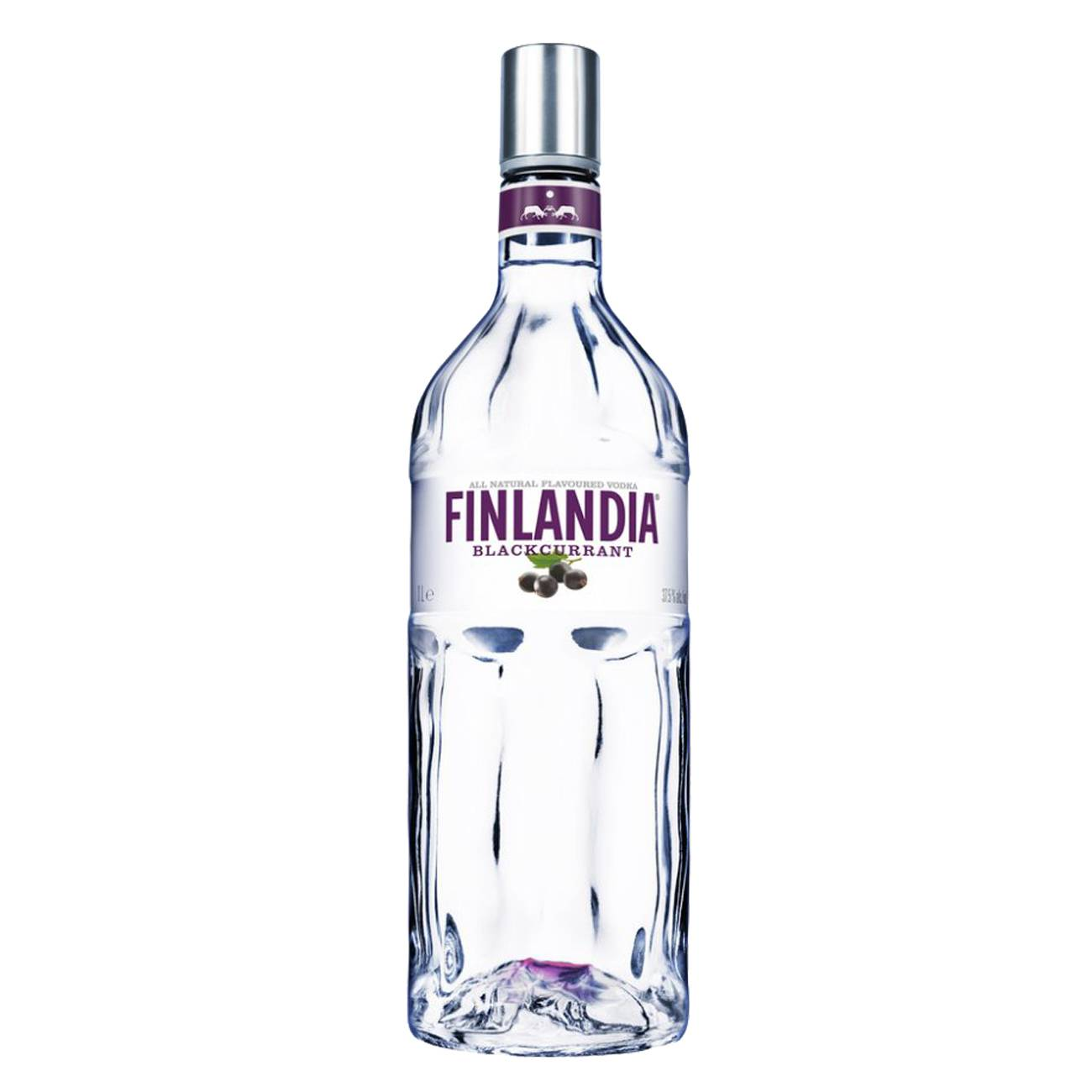 Vodka, BLACKCURRANT 1000 ML 1000 Ml, Finlandia