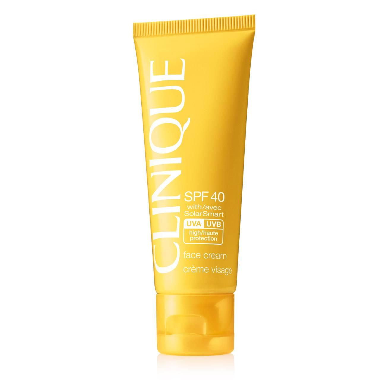 Sun Face Cream 50 Ml Clinique imagine 2021 bestvalue.eu
