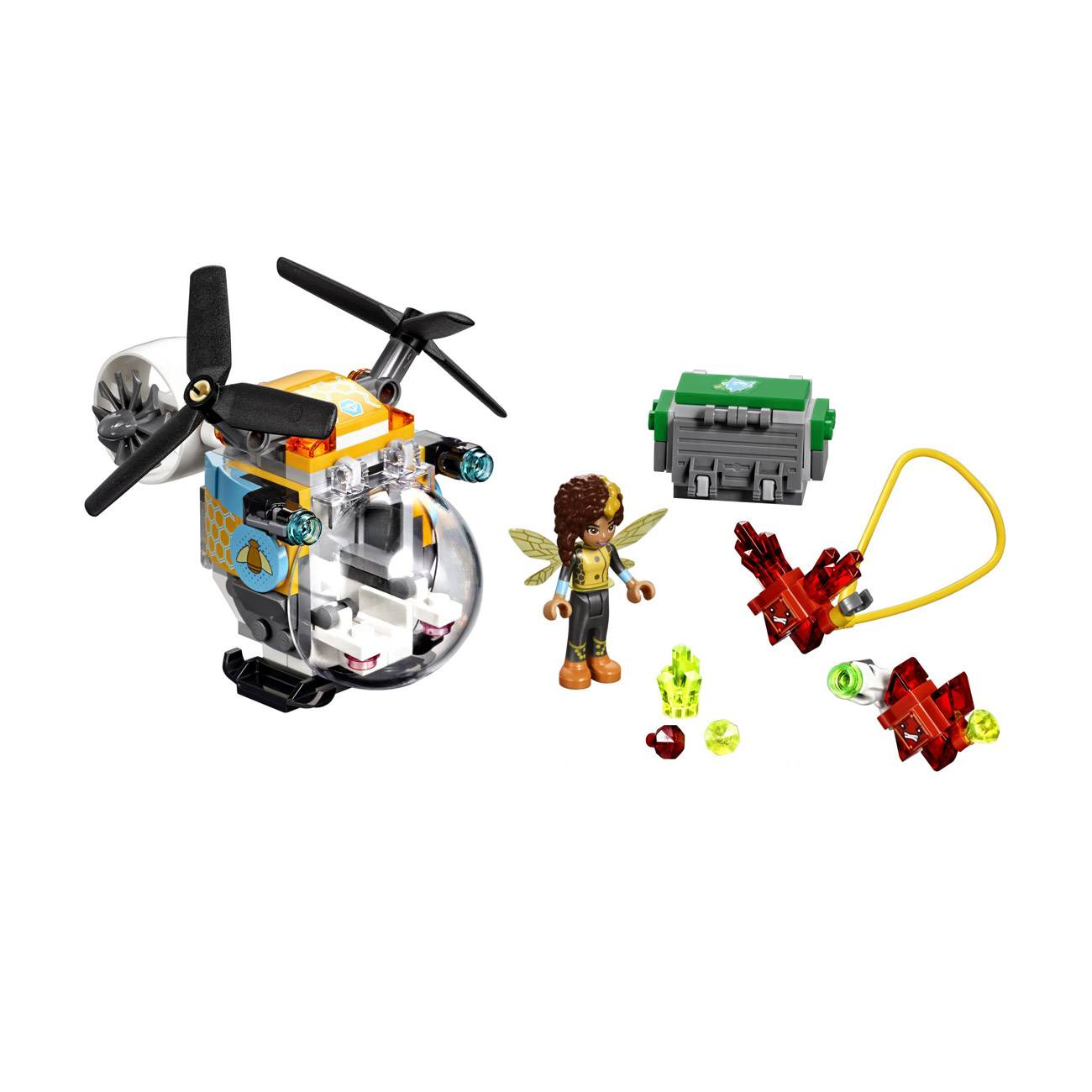 SUPER HERO GIRLS BUMBLEBEE HELICOPTER