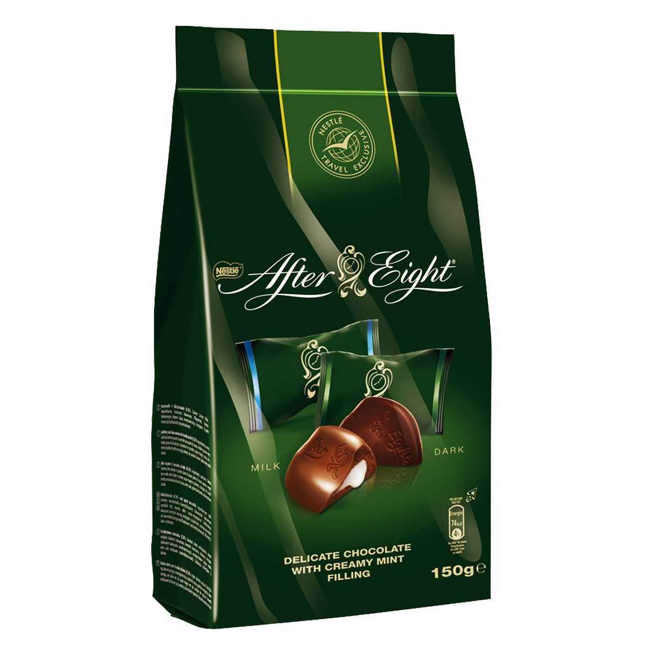 AFTER EIGHT MIX SNACK BAG 150 G