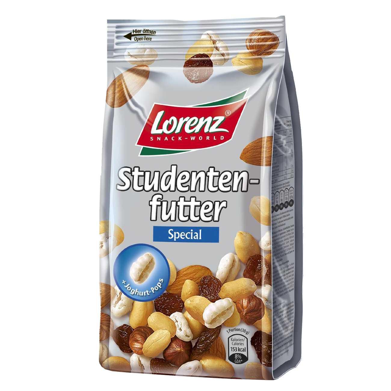 STUDENTEN-FUTTER SPECIAL 200 G
