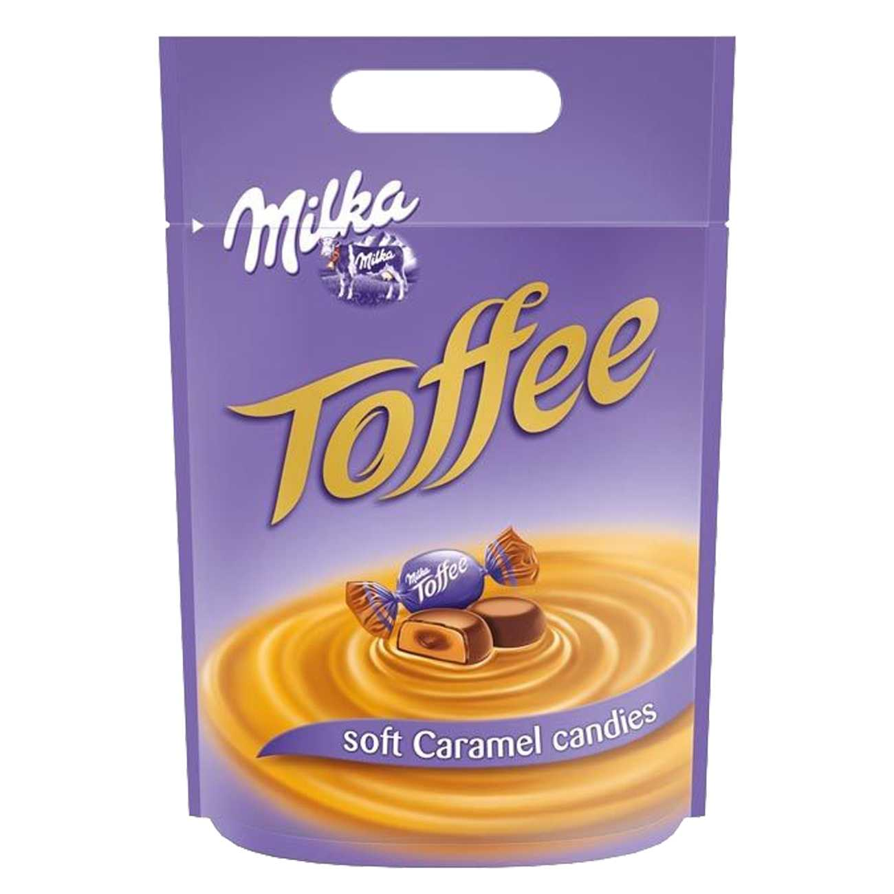 TOFFEE SOFT CARAMEL CANDIES 440 G