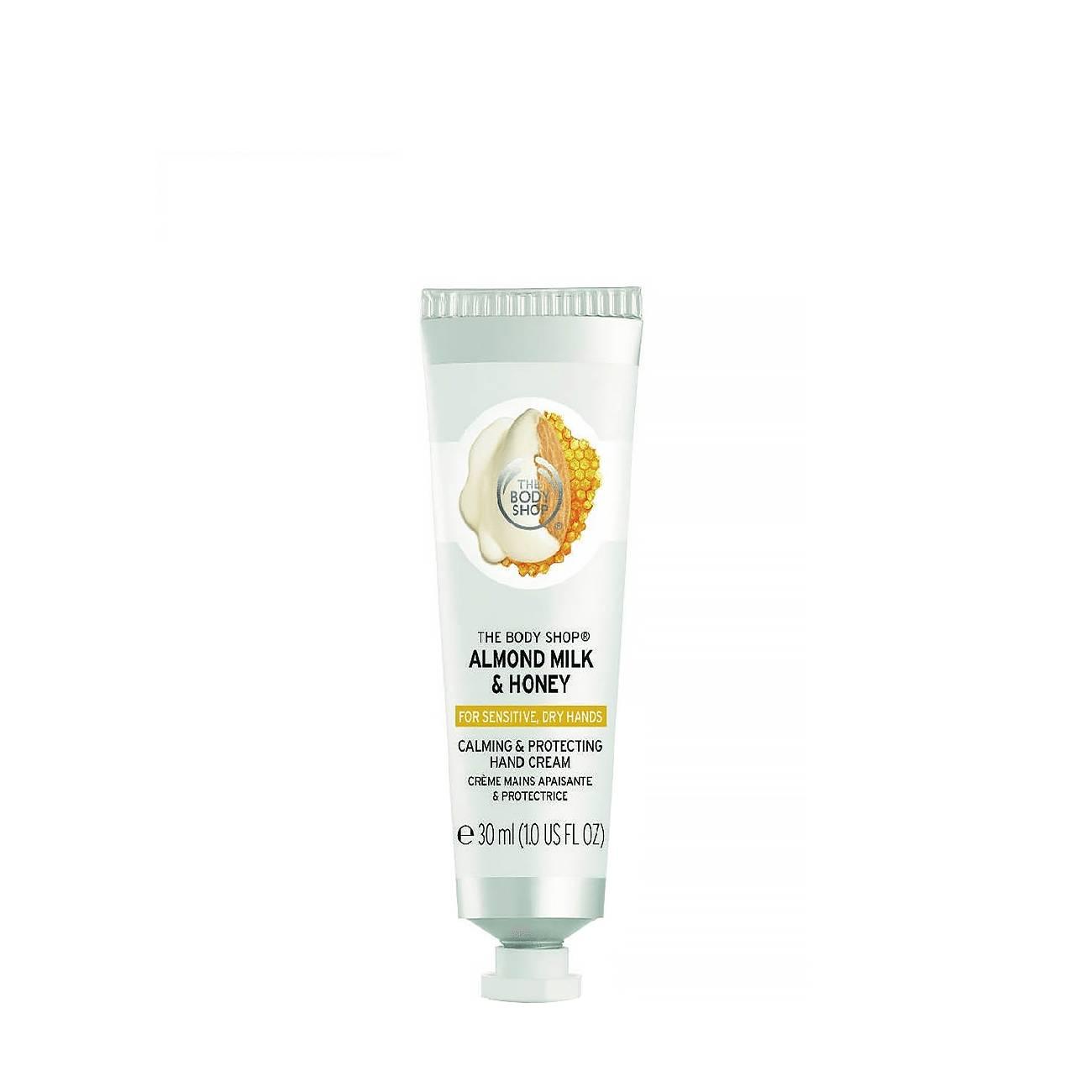 Almond Milk & Honey Hand Cream 30ml imagine