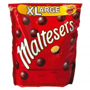 Dropsuri si jeleuri Maltesers XLARGE POUCH 300 G