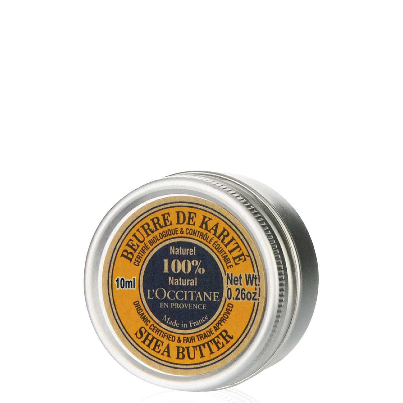 Organic Shea Butter 10 Ml L'occitane imagine 2021 bestvalue.eu