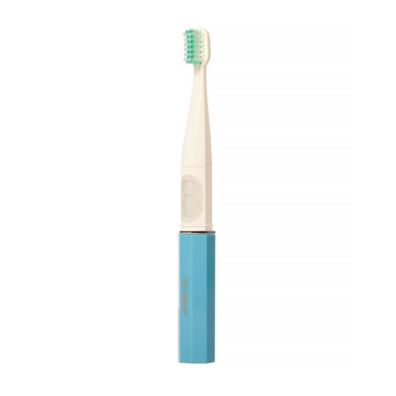 Gts2005tbl Travel Sonic Toothbrush Blue Dr. Mayer imagine 2021 bestvalue.eu