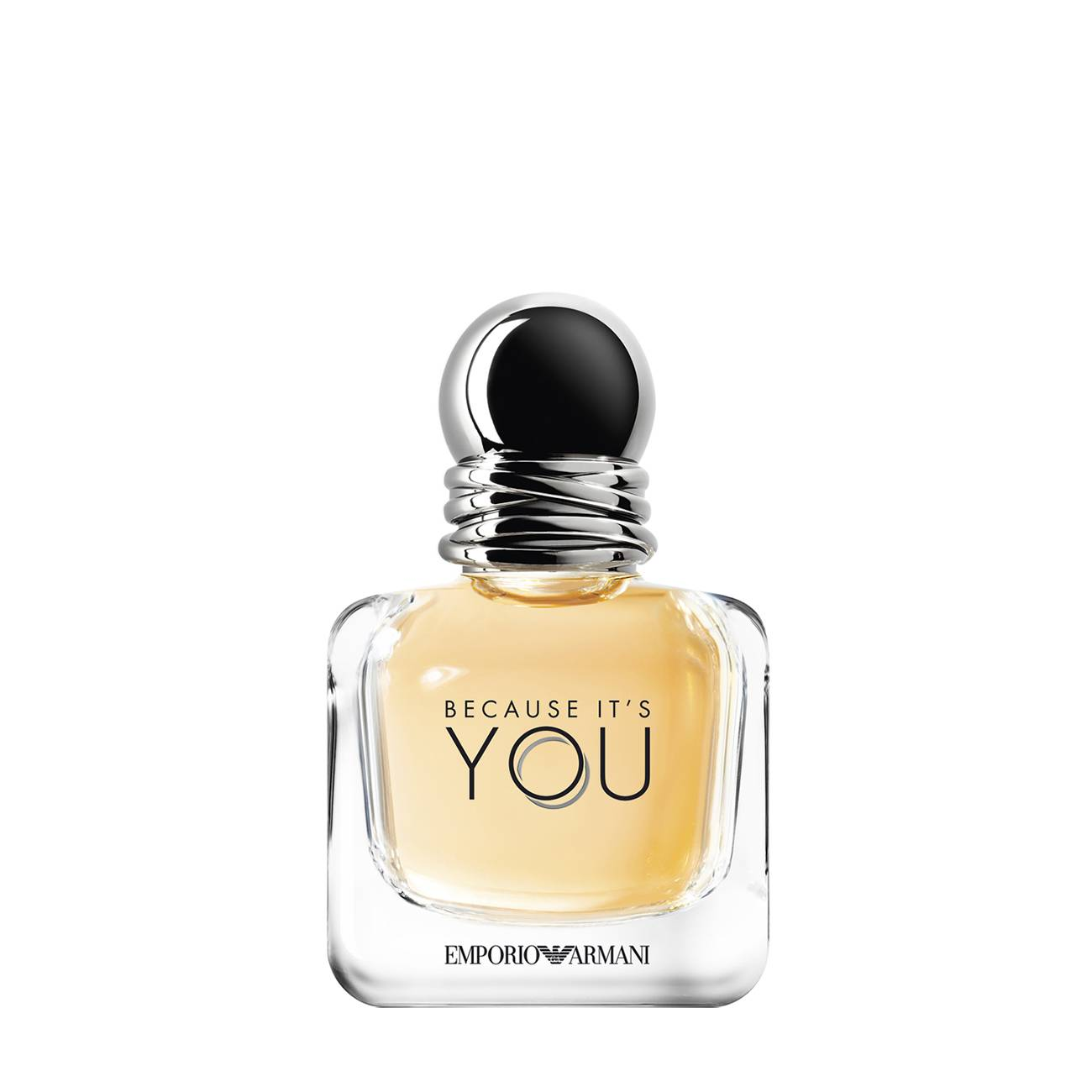 BECAUSE IT'S YOU 50ml