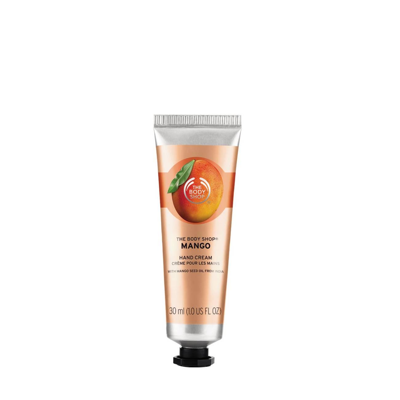 Mango Hand Cream 30ml The Body Shop imagine 2021 bestvalue.eu