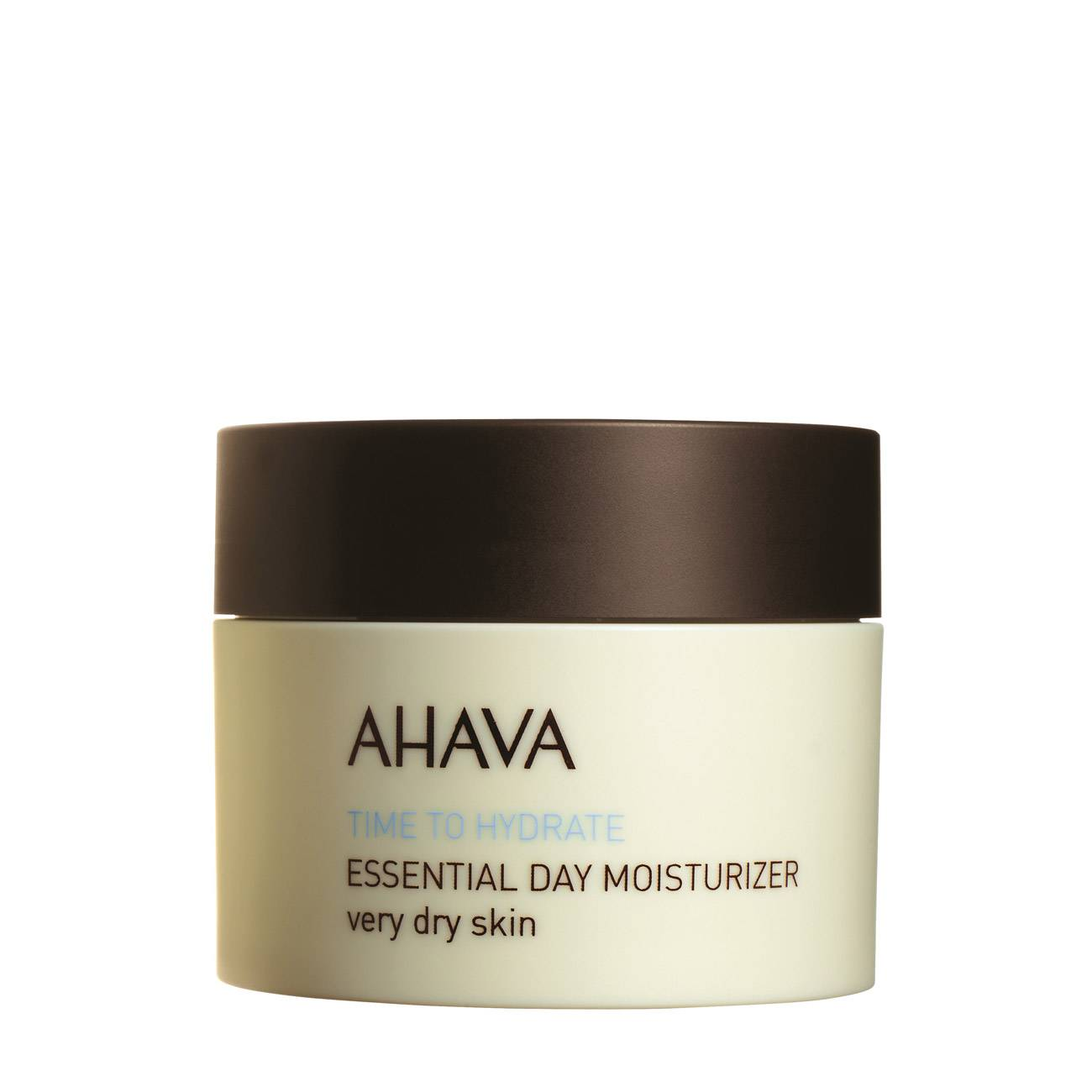 Time To Hydrate Essential Day Moisturizer Very Dry 50 Ml Ahava imagine 2021 bestvalue.eu