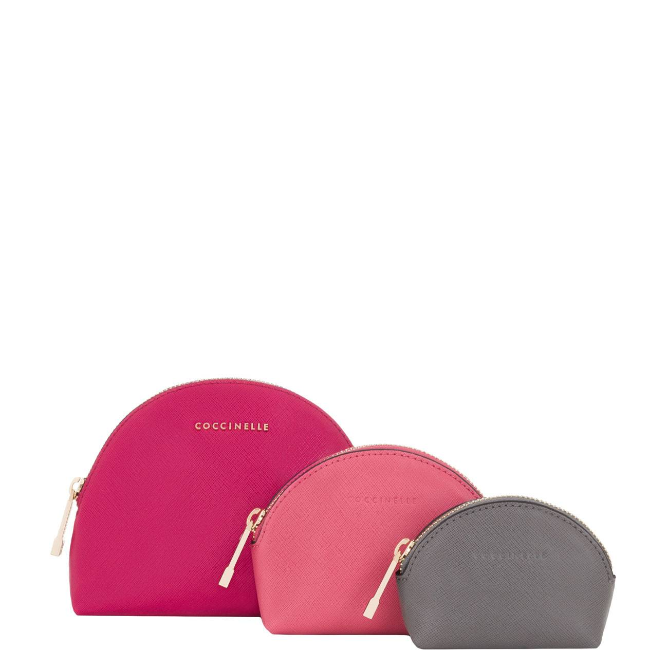 COCCINELLE COSMETIC BAG TROUSS