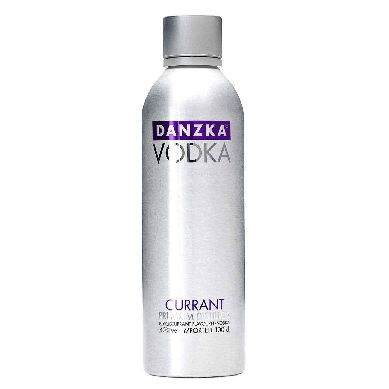 Vodka, CURRANT 1000 ML, Danzka