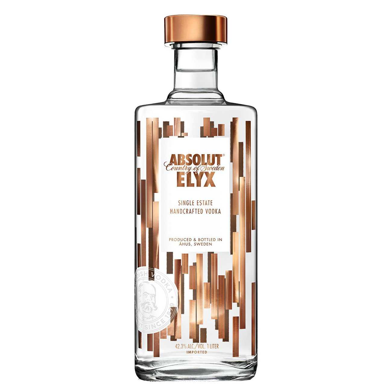 Vodka, ELYX 1000 ML, Absolut