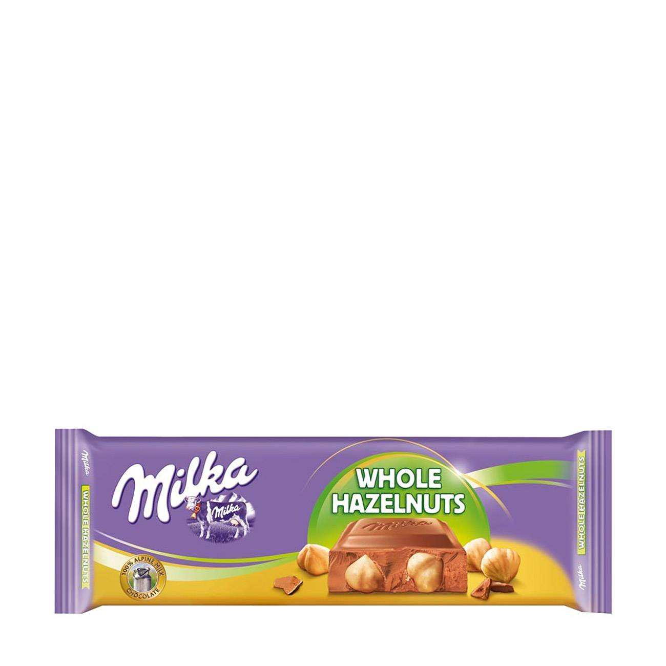 WHOLE HAZELNUTS 270 Grame