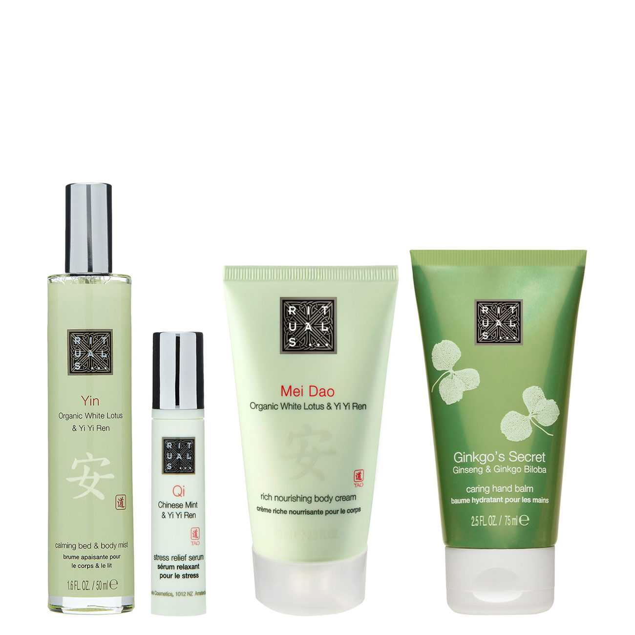RELAXING GIFT SET 205 ML poza noua