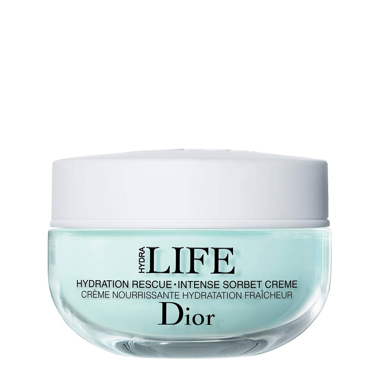 Hydra Life Intense Sorbet Rich Cream 50 Ml Dior imagine 2021 bestvalue.eu