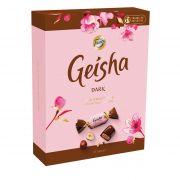 Fazer GEISHA DARK CHOCOLATE WITH CRISPY HAZELNUT FILLING  Praline 295 Grame
