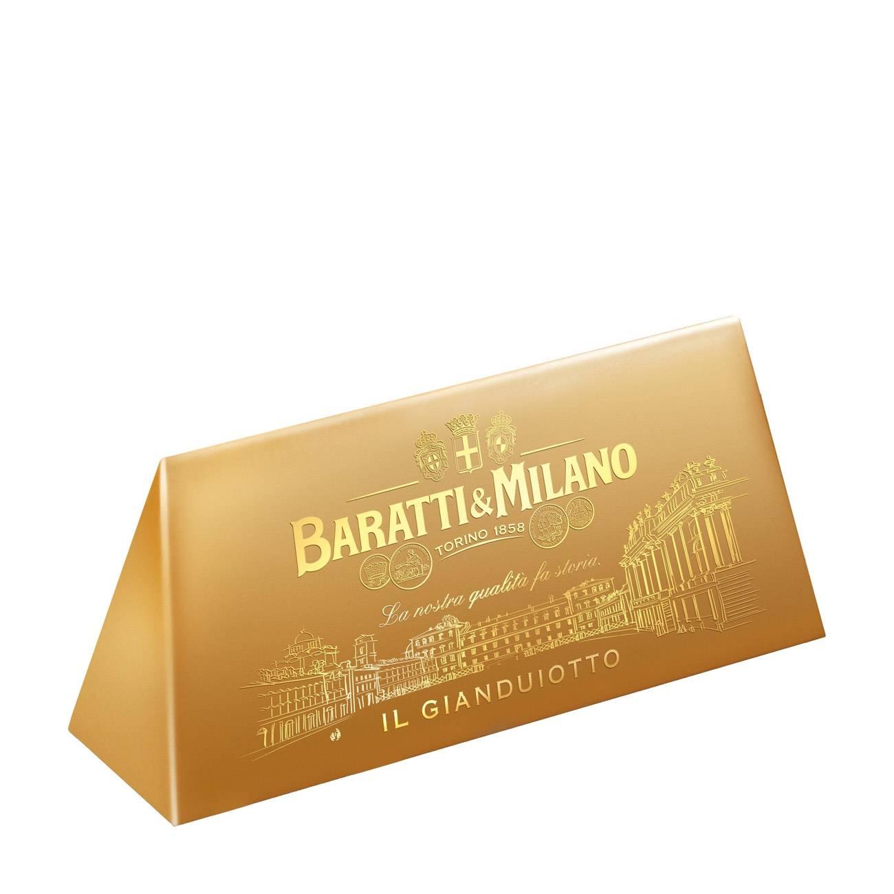 GIANDUIOTTO IN GOLDEN BOX 200 Grame