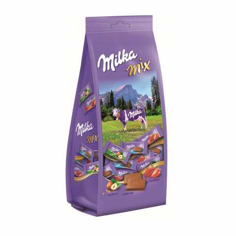 Milka MIX NAPOLITAINS Batoane 340gr