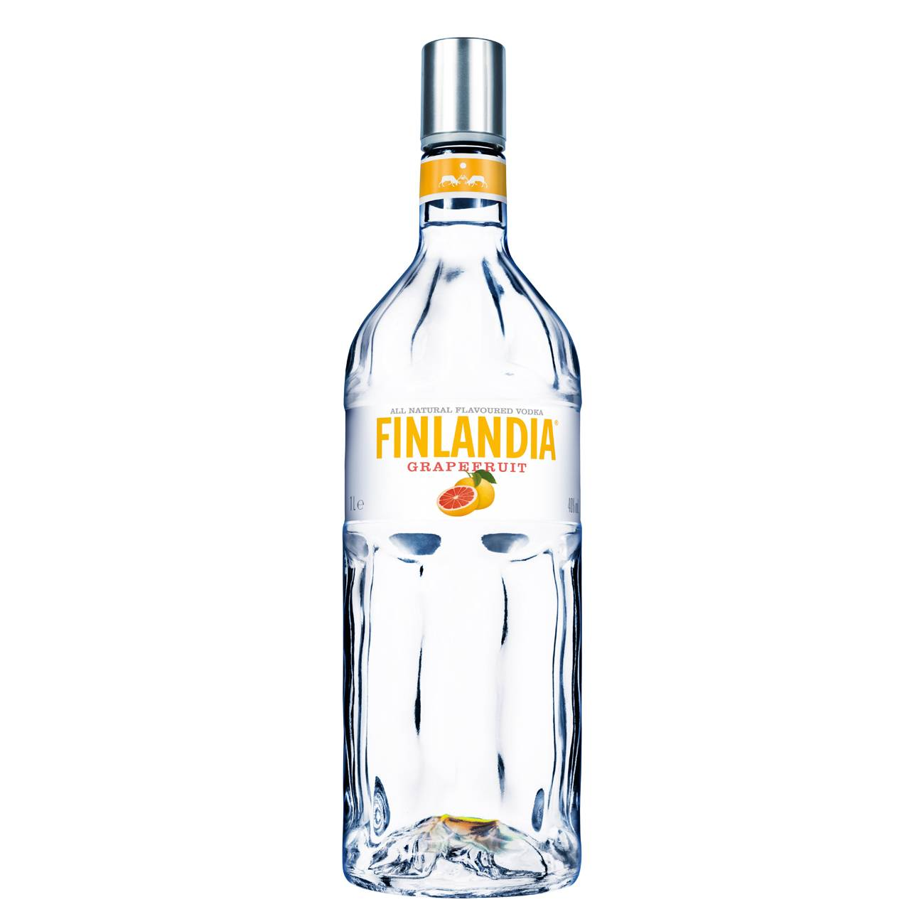 Vodka, GRAPEFRUIT 1000 ML 1000 Ml, Finlandia