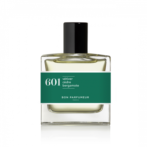 601 VÉTIVER CÈDRE BERGAMOTE  30 ML