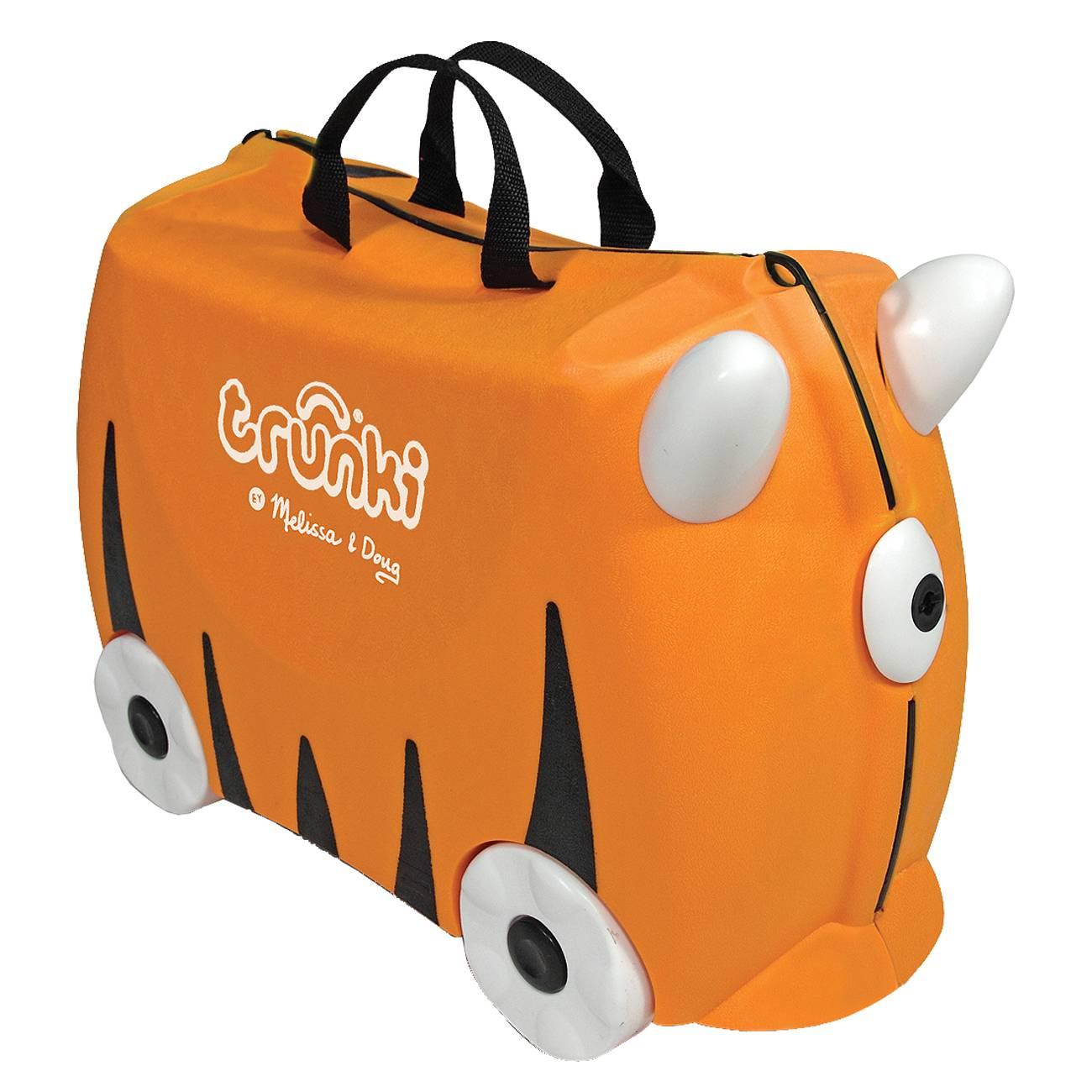 Tiger Suitcase