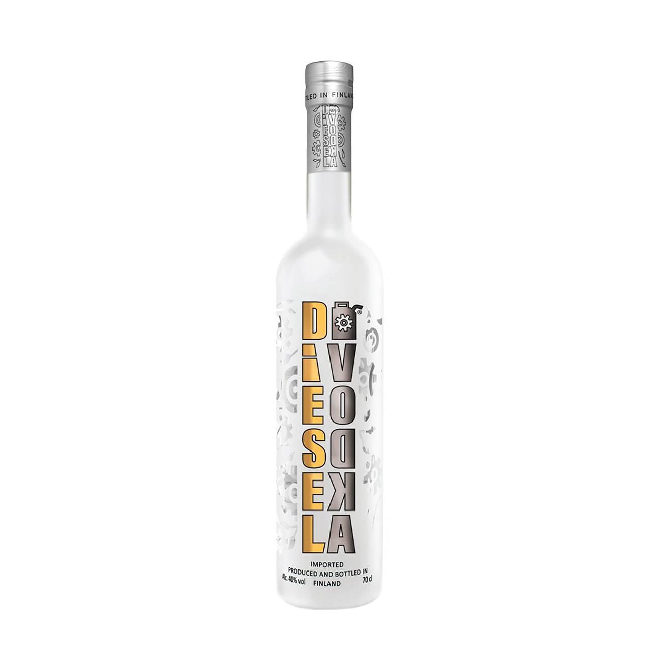 Vodka, VODKA 700 Ml, Diesel