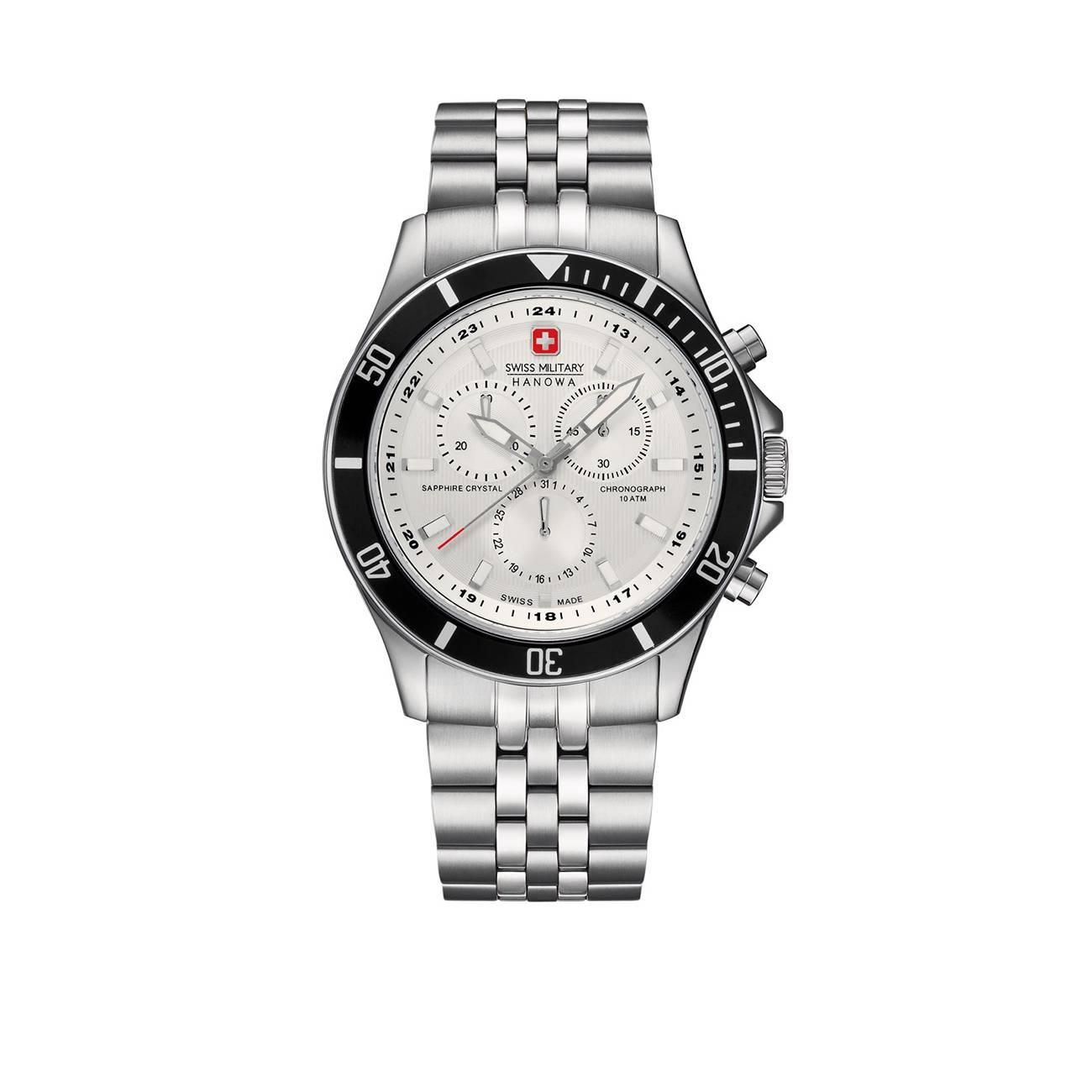 Hanowa Flagship Chronograph Watch 6-5183.04.001.07 imagine