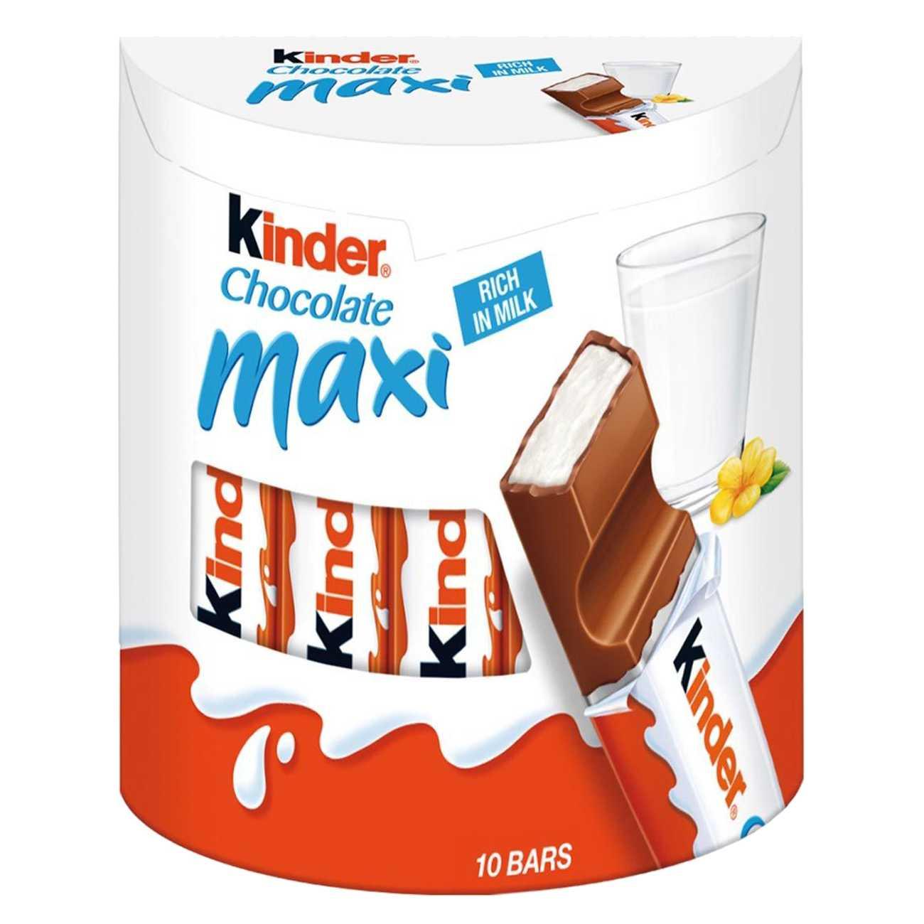 CHOCOLATE MAXI BAR 280 G