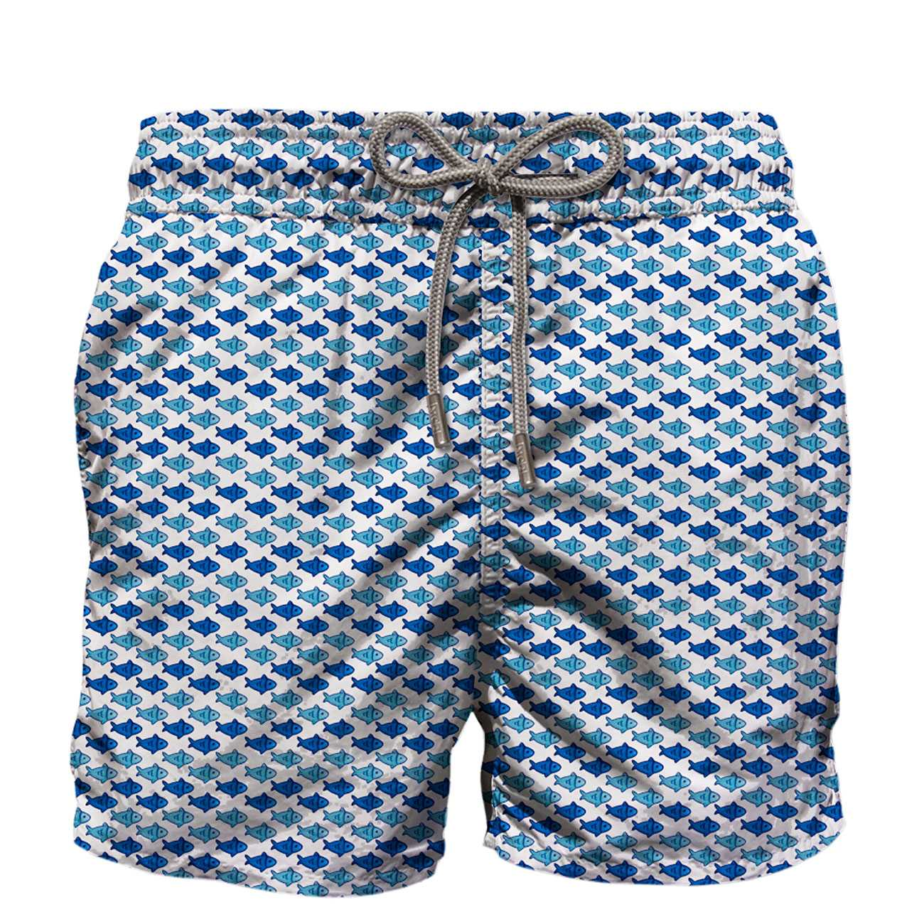 LIGHT PRINTED BELT SHORT S