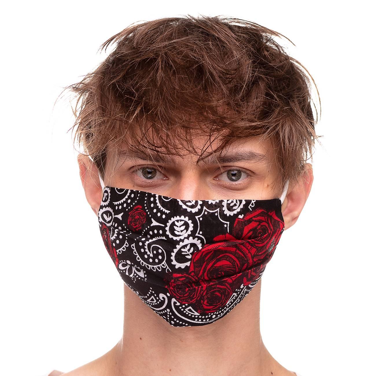 Masca Pm2.5 Trandafirii -ADULT M Be Aware imagine 2021 bestvalue.eu