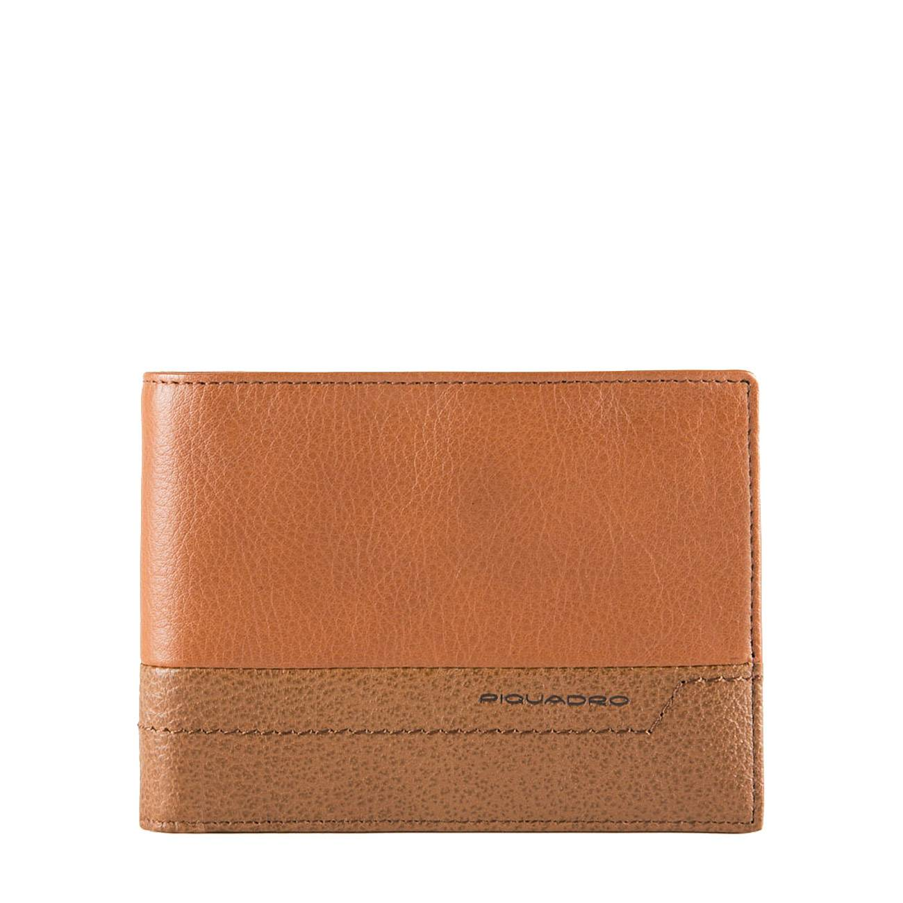 PAN WALLET WITH COIN POCKET