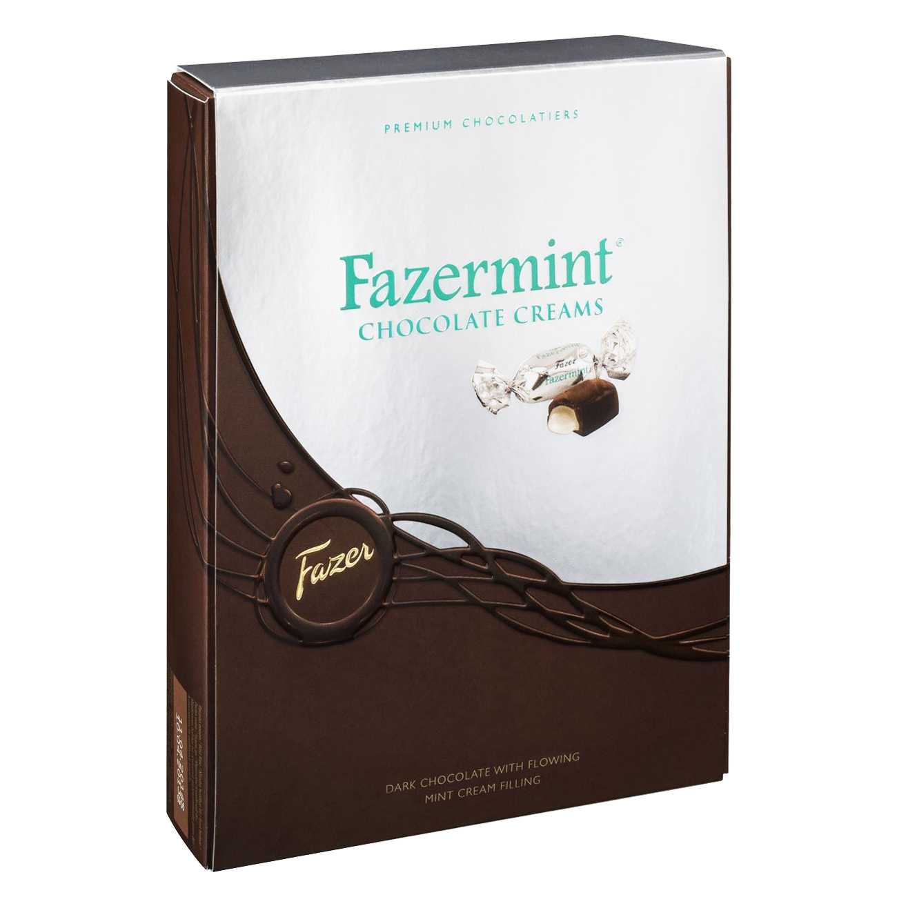 FAZERMINT CHOCOLATE CREAMS 300 G