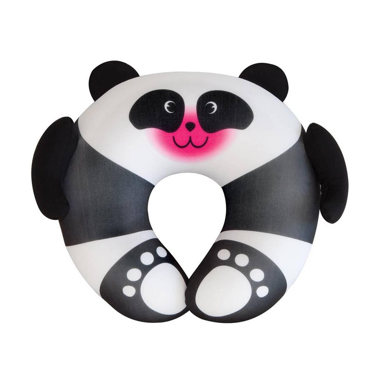 236 Pillow Panda Fun imagine