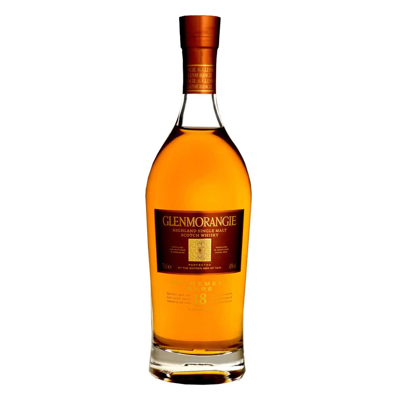 Whisky scotian, 18 YEAR OLD 700 ML, Glenmorangie