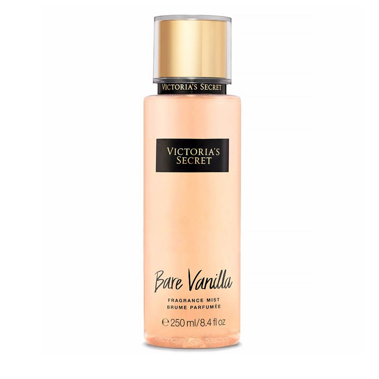 Bare Vanilla Mist 250ml Victoria's Secret imagine 2021 bestvalue.eu