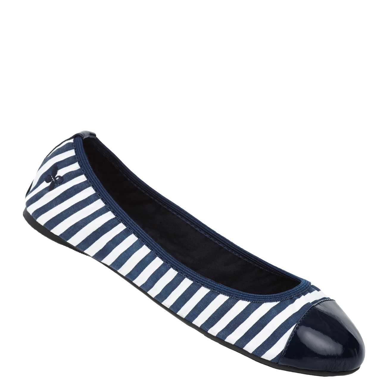 KATE NAVY STRIPES WHITE 36