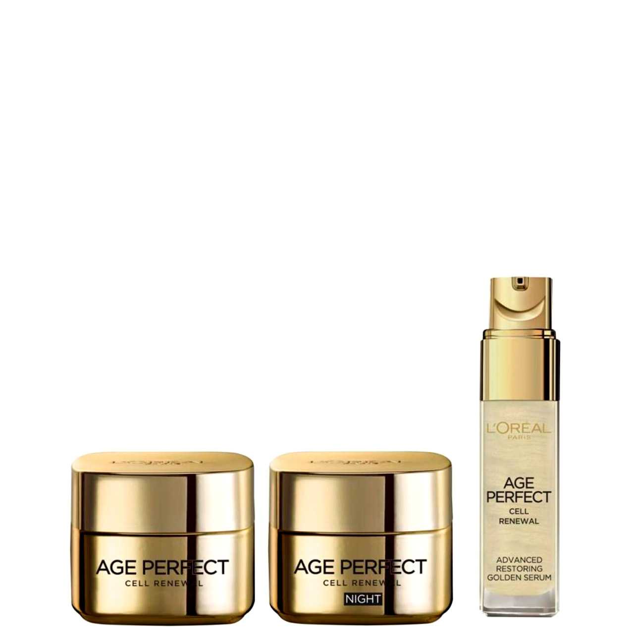 AGE PERFECT CELL RENEW PROGRAMME 130 ML