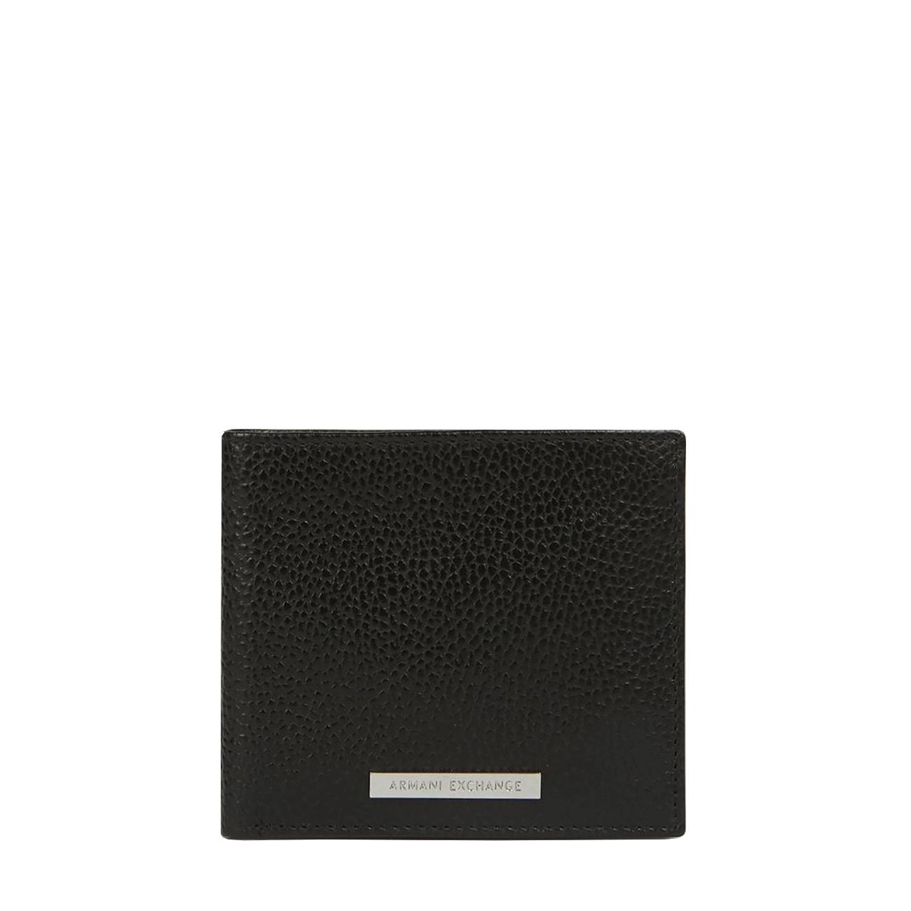 Logo Plate Wallet