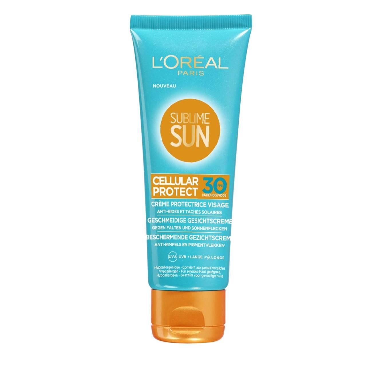 SUBLIME SUN CELLULAR PROTECT FACE CREAM 75ml